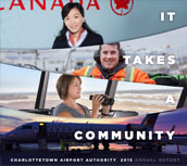 2015Charlottetown Airport Authority Annual Report